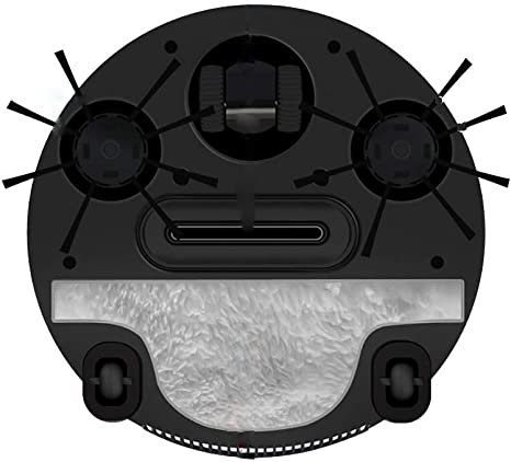 MOM AI Robot Aspirador, Smart-Tres-en-uno Carga botón Robotic ...