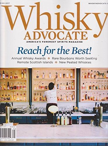 Whisky Advocate Magazine Spring 2017