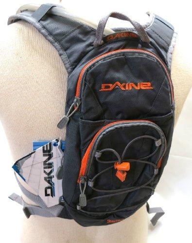 DAKINE Shuttle Pack (CHARCOAL / ORANGE), Outdoor Stuffs