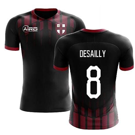 Airosportswear 2019-2020 Milan - Camiseta de fútbol, diseño de ...