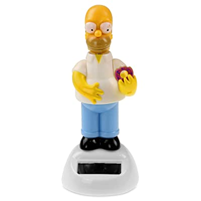 Homer Simpson Solar Pal - Licensed Design: Toys & Games