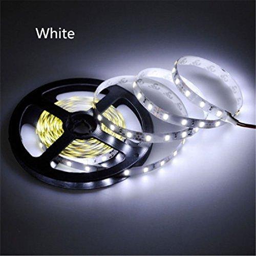 22.5' 1 Light (LED Strip light 5630 DC12V 5M 300led flexible 5730 bar light high brightness Non-waterproof indoor/outdoor home decoration)