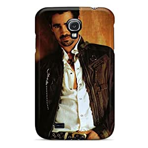 Galaxy S4 Cover Case - Eco-friendly Packaging(colin Farrell)