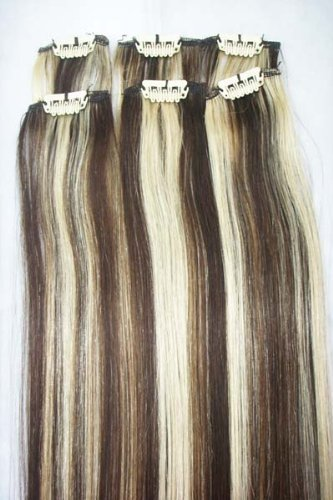 hair extensions 6 piece