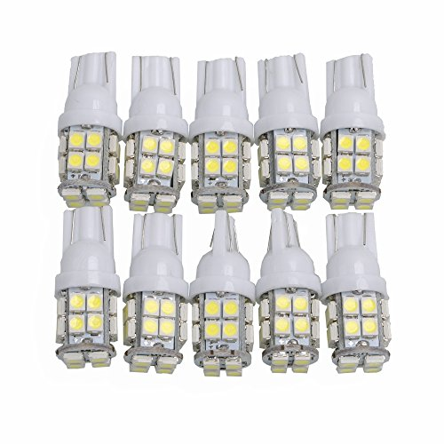 DGCUS-10-X-T10-20-SMD-1210-LED-Car-Lights-Bulb-194-168-2825-W5W-Natural-White