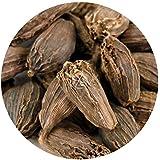 Brown/Black Cardamom Pods (Badi Elaichi) - 95 gm
