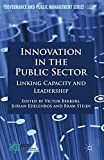Innovation in the Public Sector 9780230284524