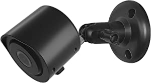 Aobelieve Outdoor Wall Mount and Cover for Yi Home Camera 3, Black, 1-Pack