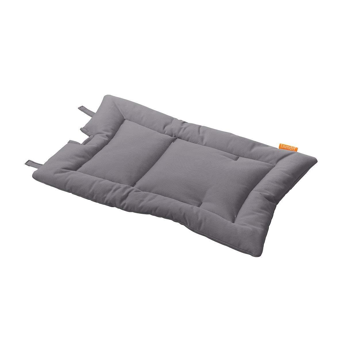 Farbe Sitzkissen f/ür Leander Classic Hochstuhl cool grey