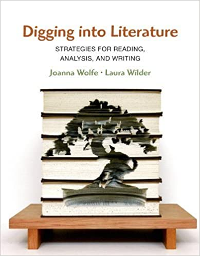 Book Digging into Literature by Joanna Wolfe (2015-11-27)