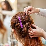 Homitt 10Pcs Hair Clips, Sectioning Alligator Hair