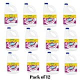 Clorox Splash-less Scented Bleach, Concentrated Fresh Meadow, 116 Fluid Ounces - 12 PACK