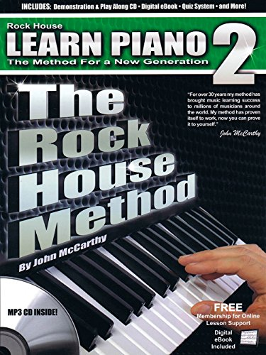 Eighth Note Rock (Rock House The Rock House Method - Learn Piano Book 2 (Book/CD))