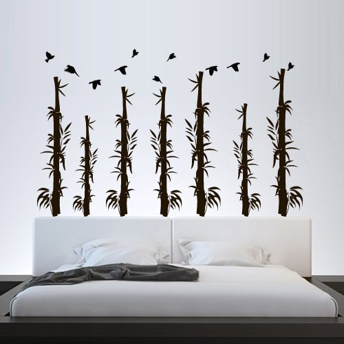 owers Tree Forest Plants Nature Grass Bed Birds M1359 ()