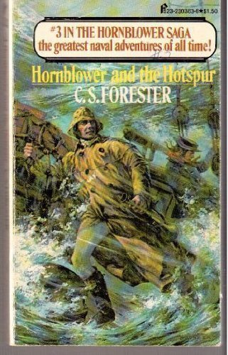 horatio hornblower books in order