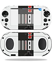 MightySkins Skin Compatible with Sony PS Vita (Wi-Fi 2nd Gen) wrap Cover Sticker Skins Retro Gamer 3