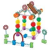 Learning Resources Juego de construcción Candy Construction