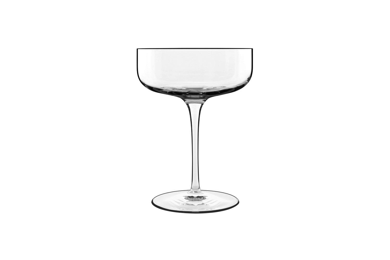 Luigi Bormioli 11898/01 Sublime Drinkware, 10.25 oz, Set of 4, Clear