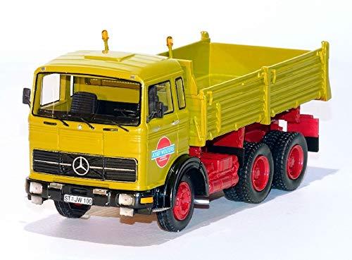 GMTS - G0007606 - Mercedes Benz LPK 2232 Meiller 1 50 Ausführung Wolters, Saerbeck