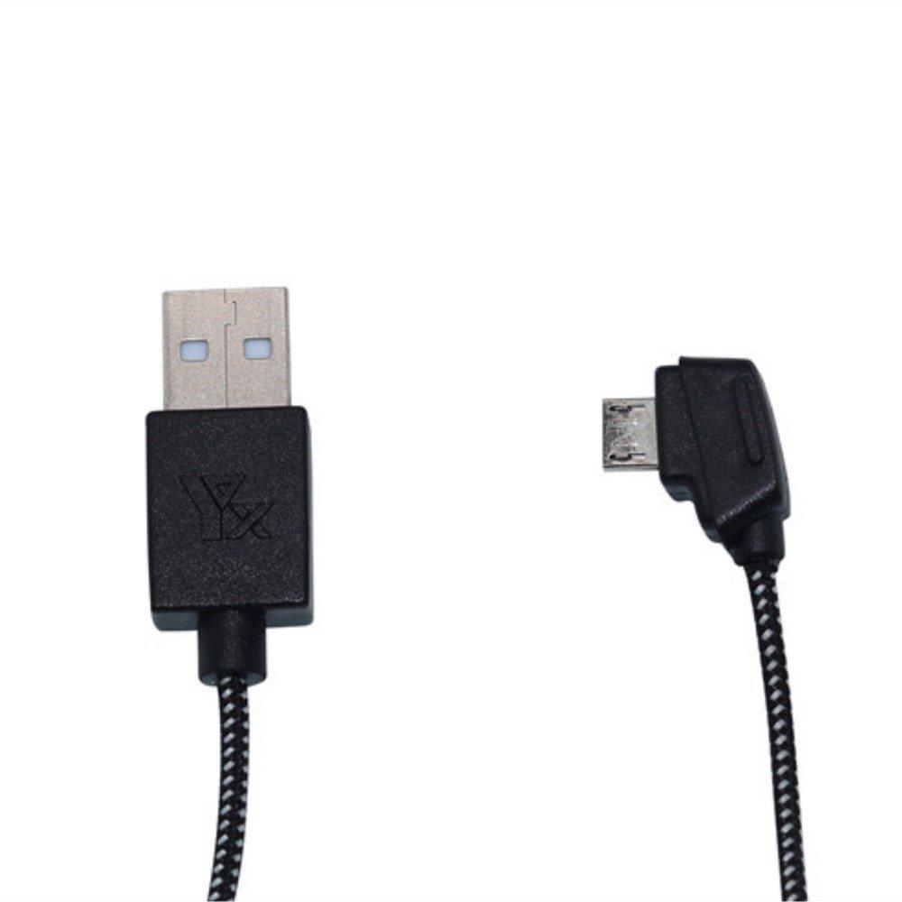 Cable de carga del controlador remoto del cable de datos USB para ...