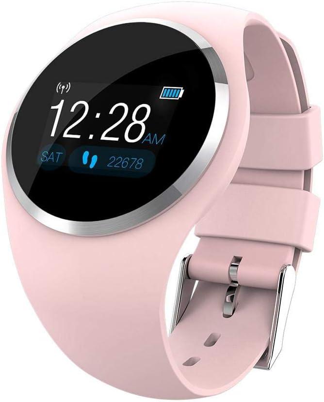 Teabelle Smart Watch - Reloj Deportivo con Pantalla táctil, Impermeable, Pulsera de Regalo para Amigos