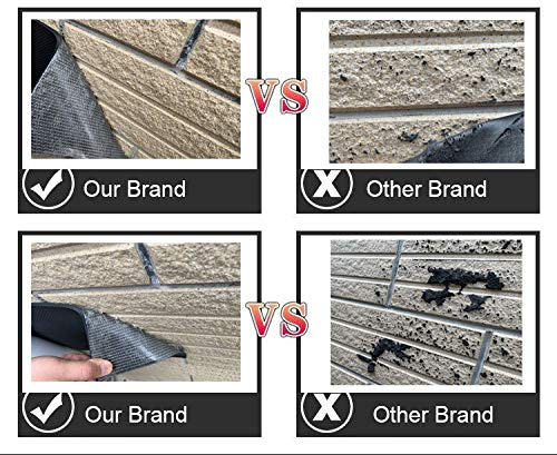 Garage Wall Protector Car Door Protector Bump Body Guards Self Adhesive Foam Parking Ultra Thick Sticky 1/4-Inch Thickness (Pack of Two) by Garage Wall Protector (Image #7)