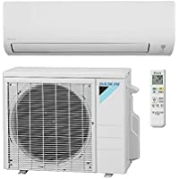 12,000 Btu 15 Seer Daikin Single Zone Ductless Mini Split Heat Pump System