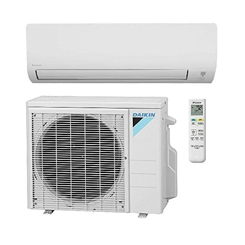 12,000 Btu 15 Seer Daikin Single Zone Ductless Mini Split He
