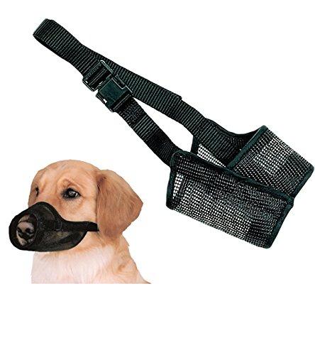 Best Fit Dog Muzzle (Coastal Best Fit Mesh Muzzle Size 7)
