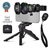 Best Smartphone Camera Lenses - Camera Lens Kit by Zeso | Professional CPL Review