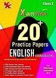 Xam Idea 20 Plus CBSE Sample Papers English (Communicative) class 10 For 2019 Exam