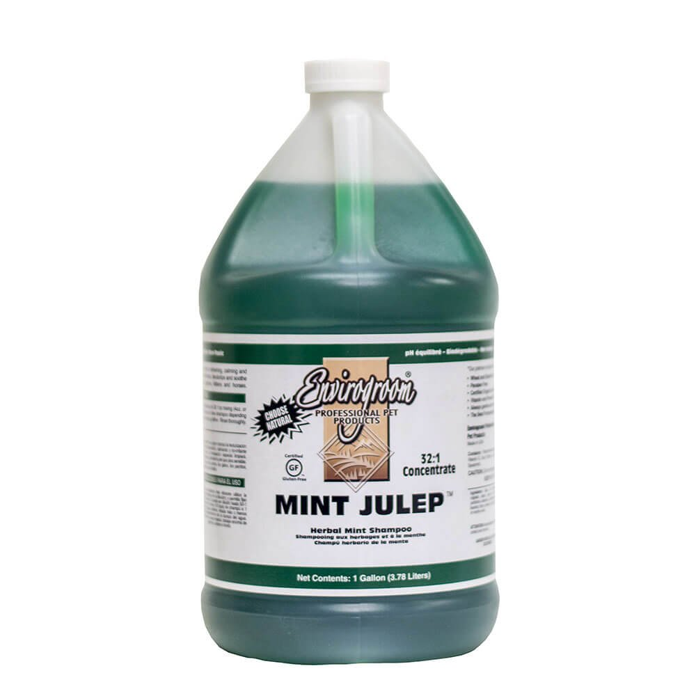 Envirogroom Mint Julep Shampoo Gallon