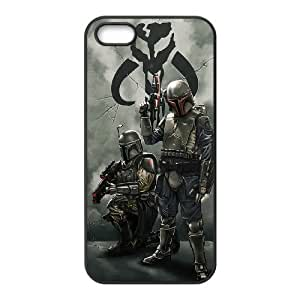 SYSD Diy Case for iPhone 5,5S ,Customized Hard Plastic case Star War KJ65968559