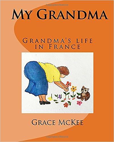 My Grandma: My Grandma lives in France