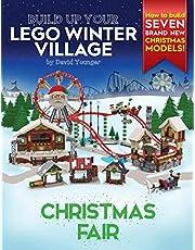 Build Up Your LEGO Winter Village: Christmas Fair