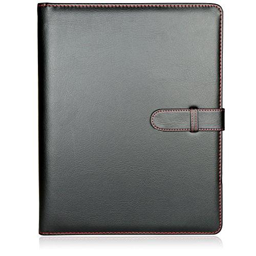 h u0026s 40 pockets a4 presentation folder ring binder document