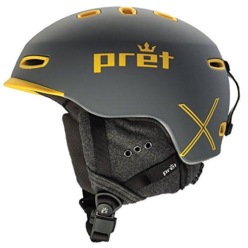 Rock Rubber (Pret Helmets Cynic X Helmet Rubber Rock)