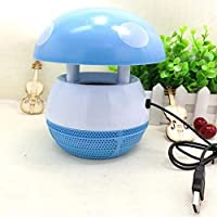 POKARI™ Electronic Led Mosquito Killer Lamps Mosquito Killer Machine for Home Electric Machine Mosquito Killer Mosquito Trap Machine Eco-Friendly Baby Mosquito Insect Repellent Lamp