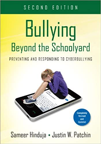 Amazon bullying beyond the schoolyard preventing and amazon bullying beyond the schoolyard preventing and responding to cyberbullying ebook sameer k hinduja justin w patchin kindle store fandeluxe Images
