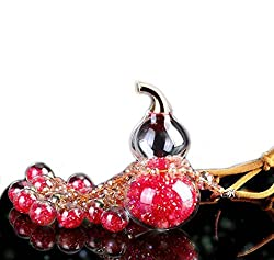 Handmade Bling Crystal Diamond Rear View Decoration