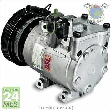 CK3 Compresor Aire Acondicionado SIDAT Hyundai Accent II diese: Amazon.es: Coche y moto