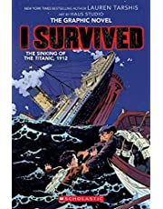 I Survived the Sinking of the Titanic, 1912: I Survived Graphic Novel #1