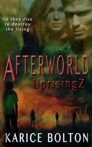 book cover of UprisingZ