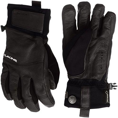 Dakine Women's Highlander Waterproof Gloves, Black, M