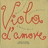 Viola d'amore /Mauch · Rônez · Affetti Musicali