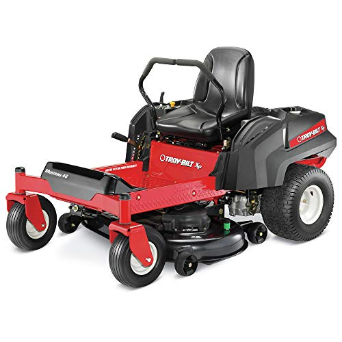- Troy-Bilt Mustang 46 22HP 46-Inch Zero-Turn Mower