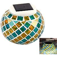 Shineus - Luces solares LED, bola mágica