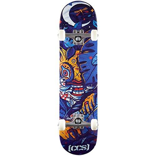 CCS Stranger Danger Skateboard Complete - 8.00