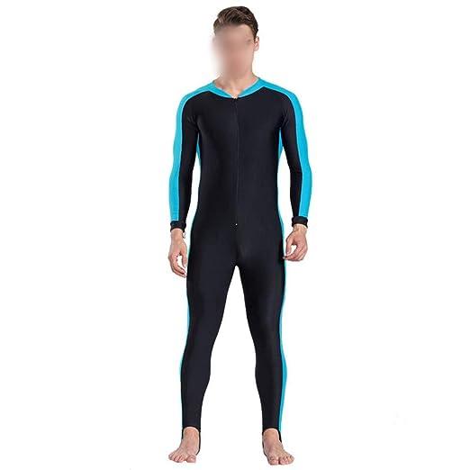 FELICIOO Traje De Buceo Protector Solar Masculino Impermeable Surf ...