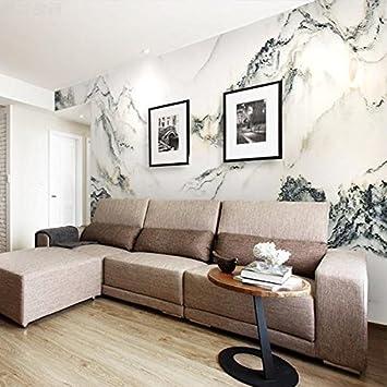 HUANGYAHUI Wandbilder Abstrakte Moderne Marmor Tinte Landschaft  Wandmalereien Sofa Schlafzimmer Tv Hintergrund Wandverkleidung Tapete Tapete